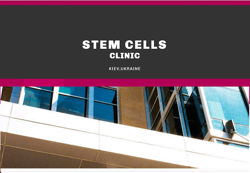 stem cells therapy clinic ukraine